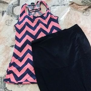 Liz Large Maternity outfit set outfit